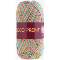 Vita Cotton Coco Print (100% Хлопок Мерсеризованный, 50гр/240м)