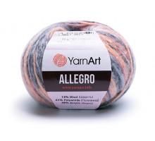 YarnArt Allegro (13% Шерсть, 41% Полиамид, 46% Акрил, 50гр/145м)