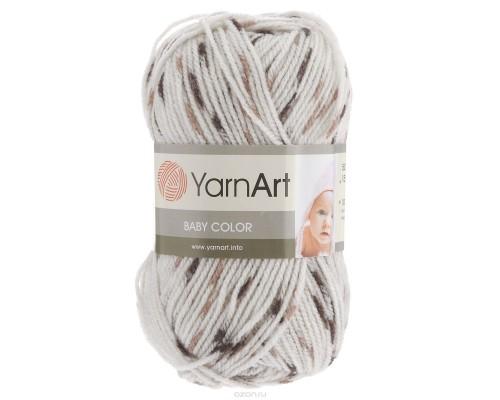 YarnArt Baby Color (90% Акрил 10% Полиамид, 50гр/150м)