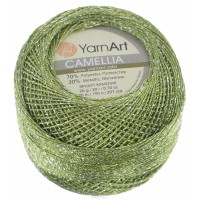 YarnArt Camellia (30% Металлик 70% Полиэстр, 20гр/280м)