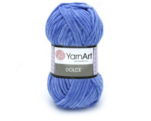 YarnArt Dolce (100% Микрополиэстр, 100гр/120м)