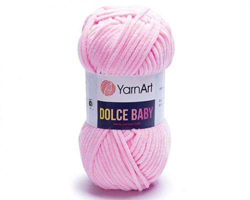 Пряжа YarnArt Dolce Baby Ярнарт Дольче Беби купить на официальном сайте pryazha-vsem.ru недорого по невысоким ценам, со скидками почти по оптовым ценам дешево в магазине Пряжа ВСЕМ