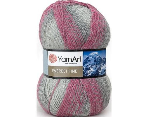 YarnArt Everest Fine (70% Акрил 30% Шерсть, 200гр/610м)