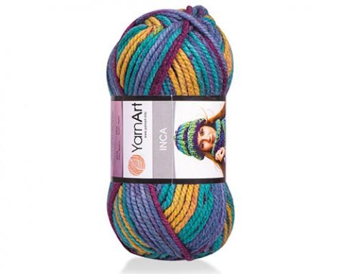 YarnArt Inca (75% Акрил 25% Шерсть, 200гр/125м)