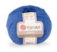 Пряжа YarnArt Jeans Ярнарт Джинс купить на официальном сайте pryazha-vsem.ru недорого по невысоким ценам, со скидками почти по оптовым ценам дешево в магазине Пряжа ВСЕМ