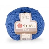 YarnArt Jeans (45% Полиакрил 55% Хлопок, 50гр/160м)
