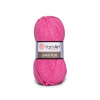 YarnArt Jeans Plus (45% Полиакрил 55% Хлопок, 100гр/160м)