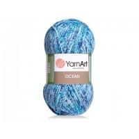 YarnArt Ocean (20% Шерстъ, 80% Акрил; 100гр/180м)