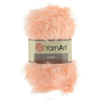 YarnArt Samba (100% Полиэстр, 100гр/150м)