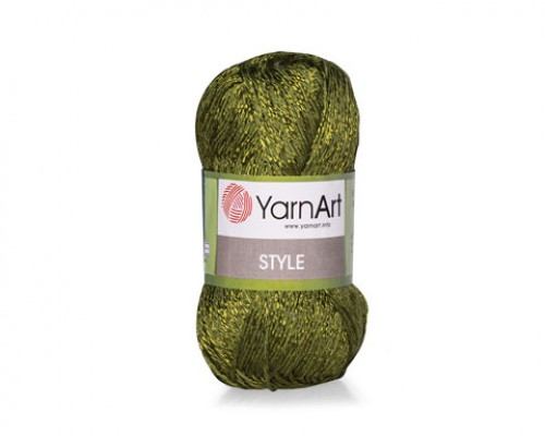 YarnArt Style (33% Вискоза 67% Хлопок, 50гр/185м)