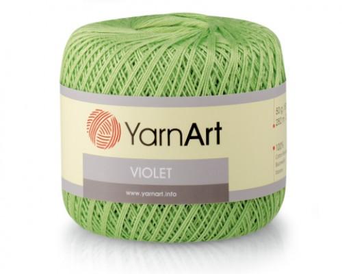 Пряжа YarnArt Violet Ярнарт Виолет купить на официальном сайте pryazha-vsem.ru недорого по невысоким ценам, со скидками почти по оптовым ценам дешево в магазине Пряжа ВСЕМ