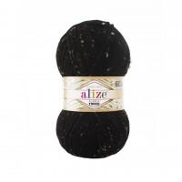 Alize Alpaca Tweed (15% Альпака, 15% Шерсть, 65% Акрил, 5% Вискоза, 100 гр/250 м)