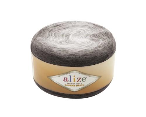Alize Angora Gold Ombre Batik (20% Шерсть, 80% Акрил, 150 гр/825 м)