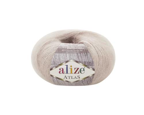 Alize Atlas (49% Шерсть, 51% Полиэстер, 50 гр/250 м)
