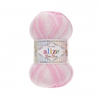 Alize Baby Best Batik (10% Бамбук, 90% Aкрил, 100гр/240м)