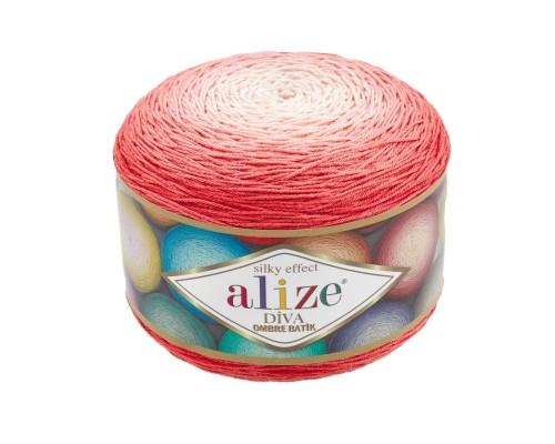 Alize Diva Ombre Batik (100% микрофибра, 250гр/875м)