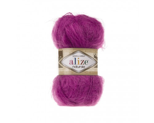 Alize Naturale (60% Шерсть, 40% Xлопок, 100гр/230м)