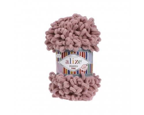 Пряжа Alize Puffy Fine Ализе Пуффи Файн купить на официальном сайте pryazha-vsem.ru недорого по невысоким ценам, со скидками почти по оптовым ценам дешево в магазине Пряжа ВСЕМ