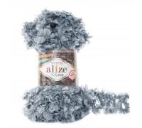 Пряжа Alize Puffy Fur Ализе Пуффи Фур купить на официальном сайте pryazha-vsem.ru недорого по невысоким ценам, со скидками почти по оптовым ценам дешево в магазине Пряжа ВСЕМ