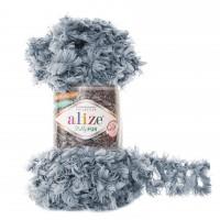 Alize Puffy Fur (100% Микрополиэстр, 100гр/6м)