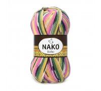 Пряжа Nako Boho  Нако Бохо купить на официальном сайте pryazha-vsem.ru недорого по невысоким ценам, со скидками почти по оптовым ценам дешево в магазине Пряжа ВСЕМ