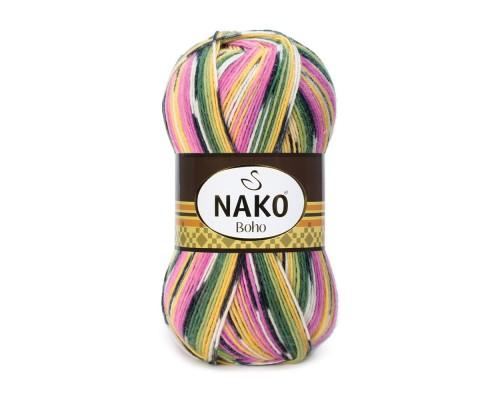 NakoBoho (75% шерсть 25% полиамид, 100гр/400м)