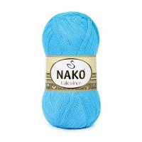 NakoCalicoInce (50% хлопок 50% акрил, 100гр/490м)