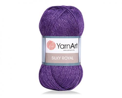 YarnArt Silky royal (35% шелк 65% меринос, 50гр/190м)